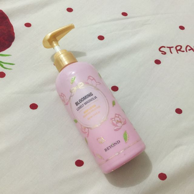 Beyond Blooming Lovely Magnolia Body Lotion