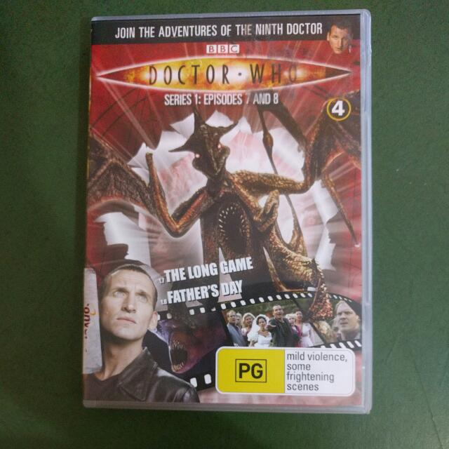 Doctor Who Series 1 Ep 7 & 8