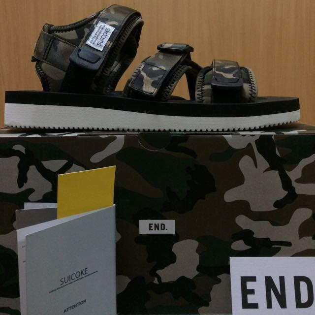 55ba2c252b2f End X Suicoke Kisee-v Sandals