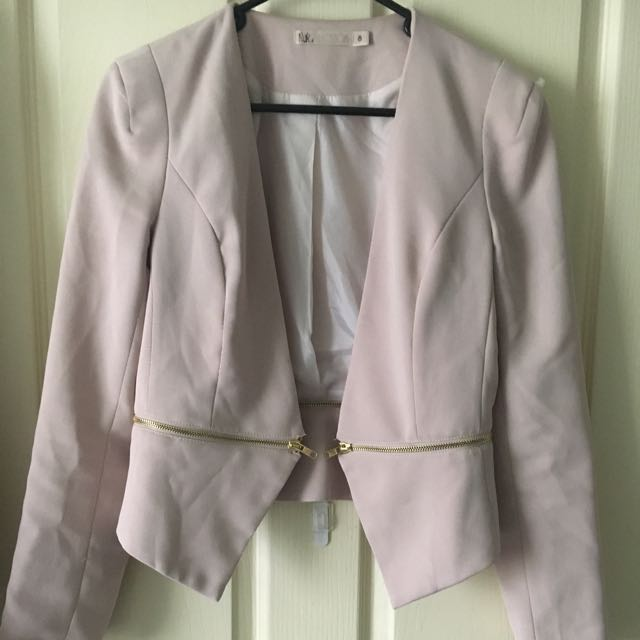 Fitted Blazer Size 8