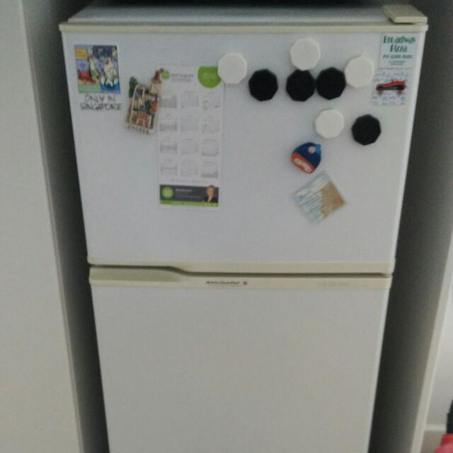 Free Fridge. No Problems. End Of Lease Give Away.