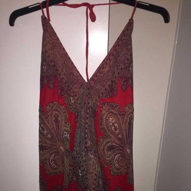 Halter Neck Mini (cocktail) Dress
