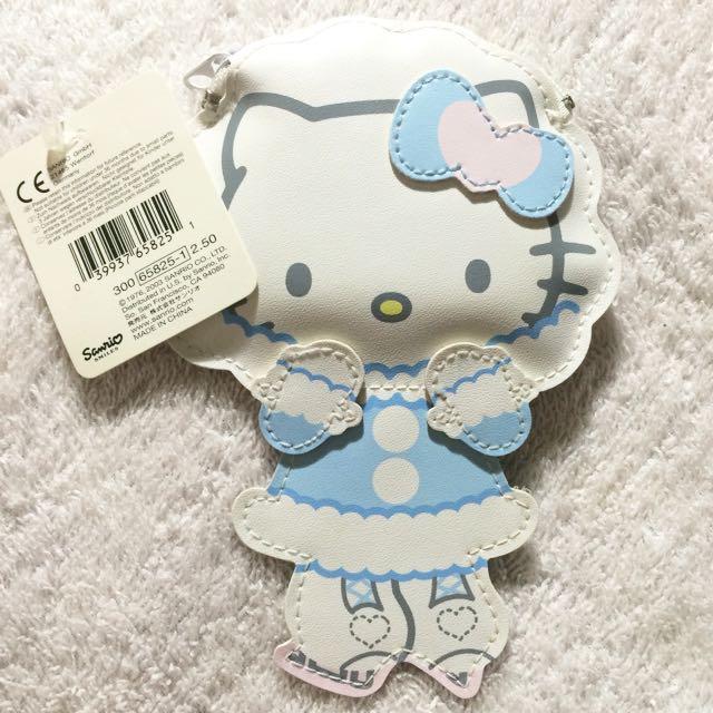 Hello Kitty零錢包