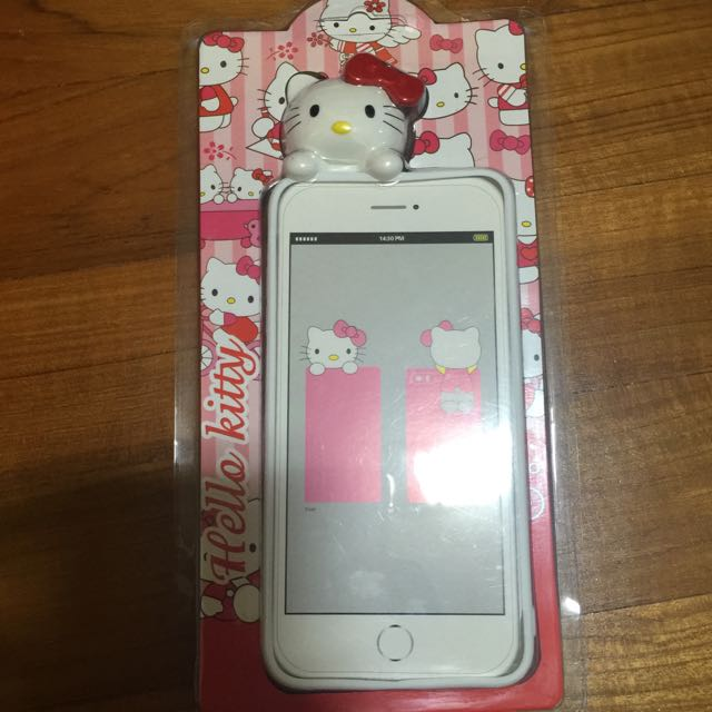 35ff1ff71 Hello Kitty 3D Pop Up Case Iphone 6 Plus, Everything Else on Carousell