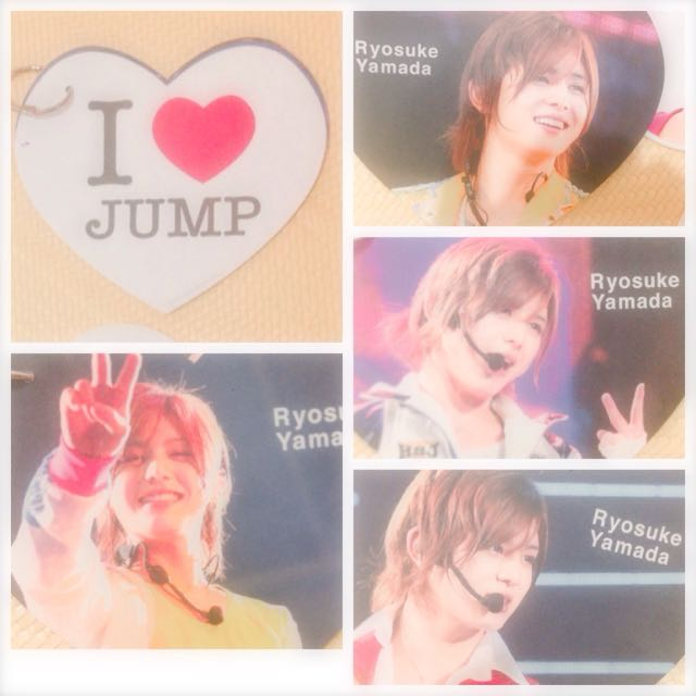 Hey Say Jump 周邊小出清
