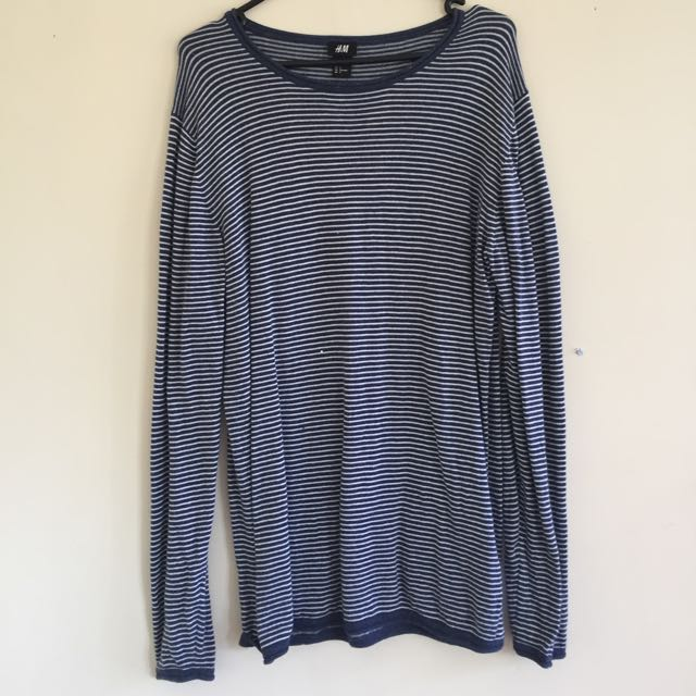 H&M Striped Pullover