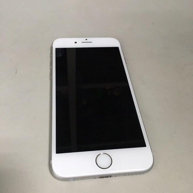 iPhone 6s 4.7寸 128g銀色