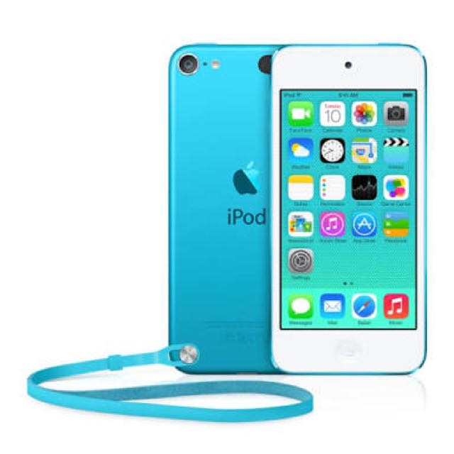 iPod 5th Generation 32 GB+ Wrist Band