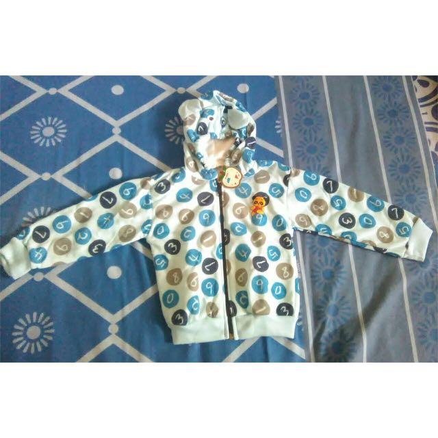 Jaket Bayi (0-1 Tahun)