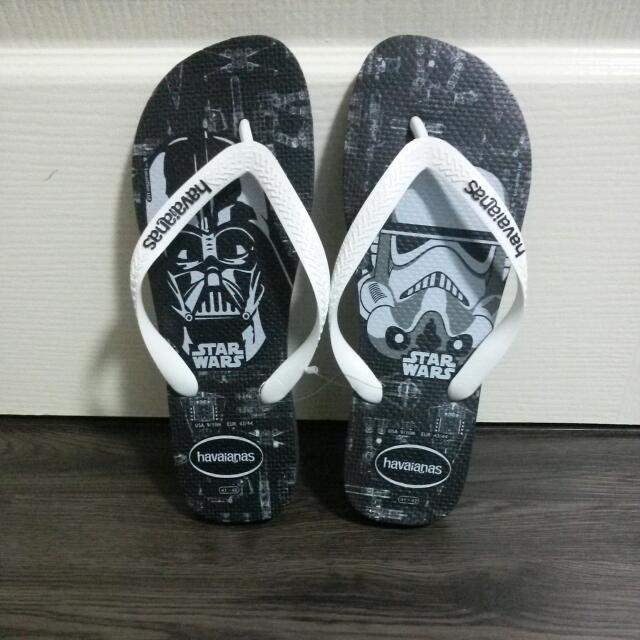 22e0fa5b4ace Limited Edition Star Wars Havaianas Slippers  Flip Flops