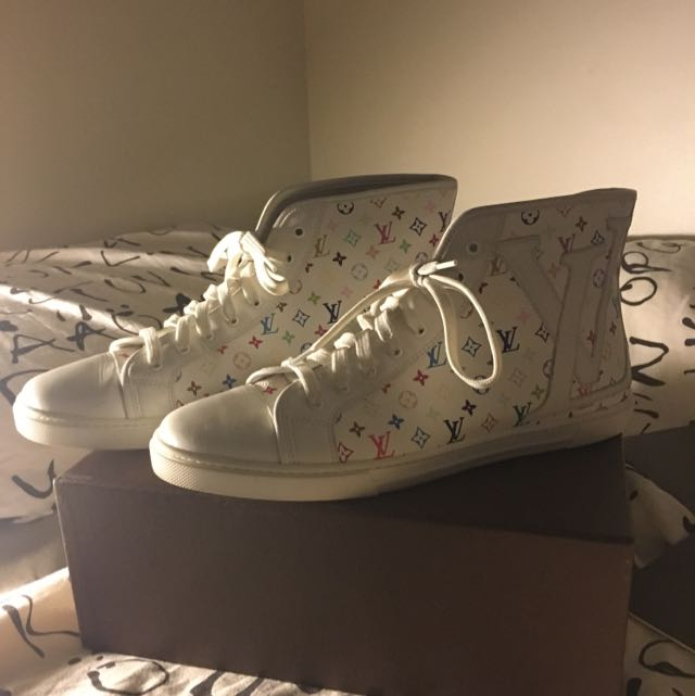 Louis Vuitton Punchy Sneakers