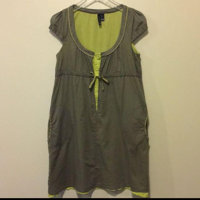 《夏出清》Mango女裝長版寬鬆上衣