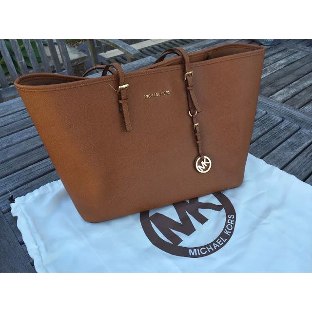 Michael Kors Luggage Jet Set Travel Tote