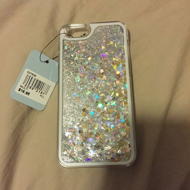 Moving Glitter iPhone 6/6s Case