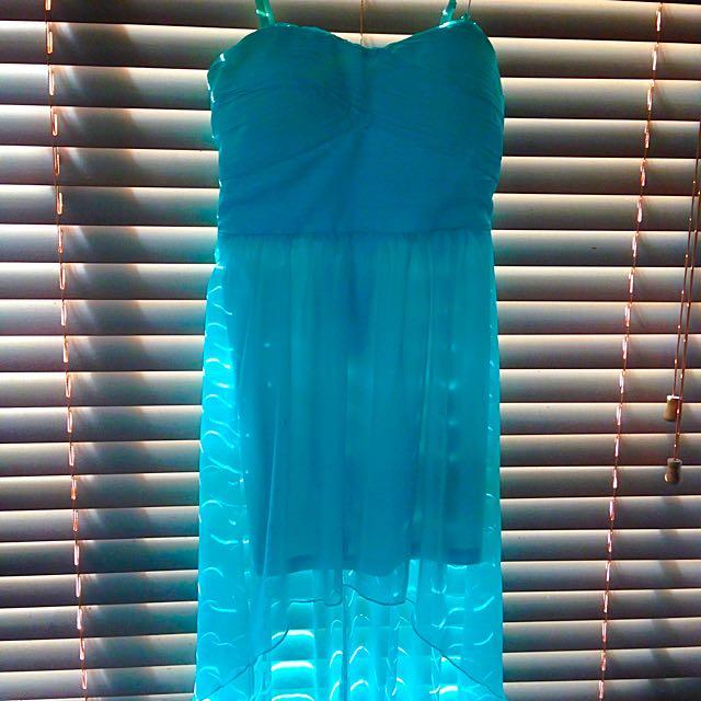 Mullet Dress