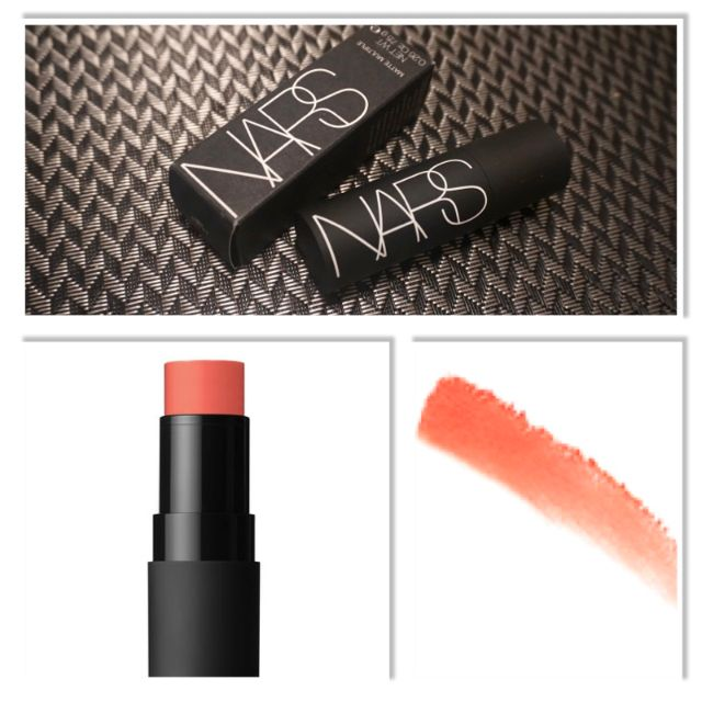 *Reduced* NARS Matte Multiple (Pink Apricot)