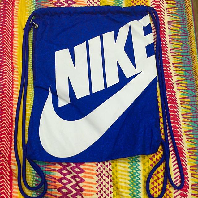 Nike 束口後背帶 🎉