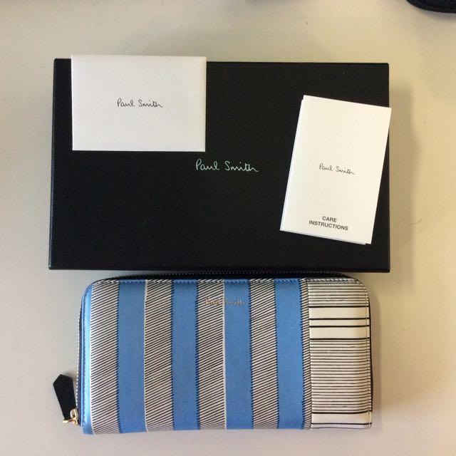 Paul Smith Zip Around Wallet