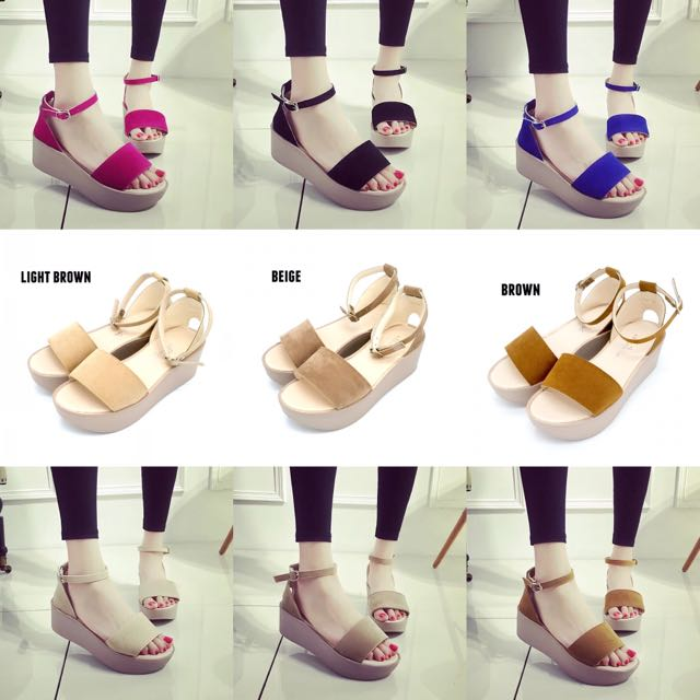 READY STOCKS SHOES