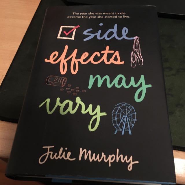 Side Effects May Vary Julie Murphy