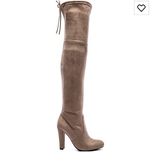 Steve Madden Thigh High Boots- Brand New