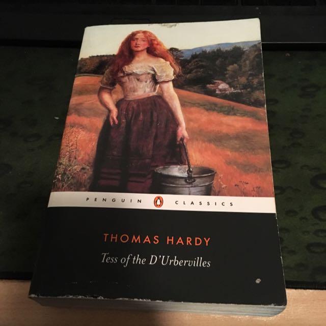Tess Of The D'Urbervilles Thomas Hardy