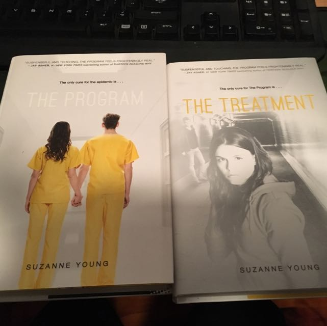 The Program The Treatment Duology Hardback Suzanne Young
