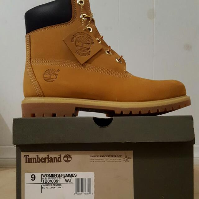 Timberland Original Wheat Boot