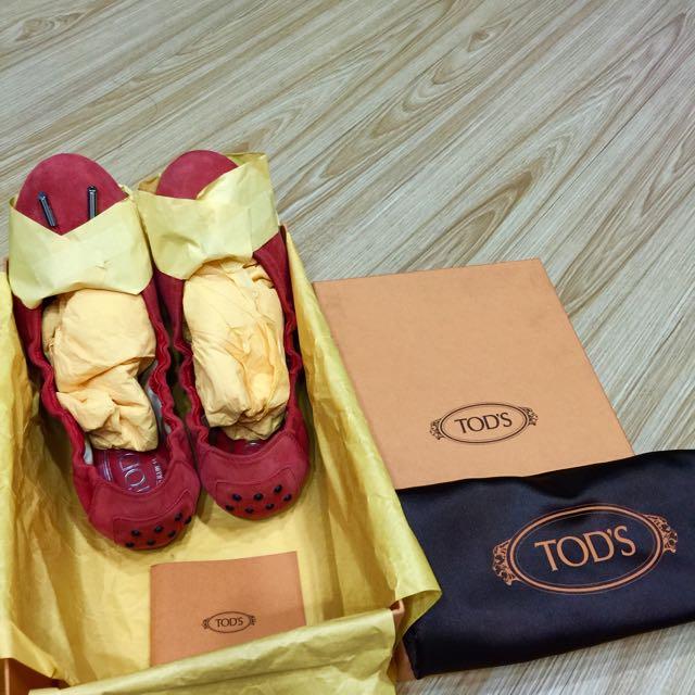 TOD'S 娃娃鞋