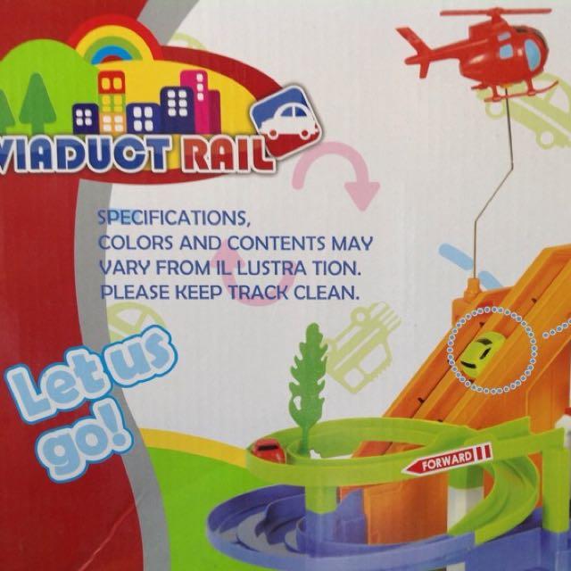Viaduct Rail Toy