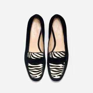 Cole Haan Zebra-print  Dakota Flats