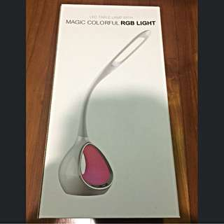 LED Table Lamp (BNIB)