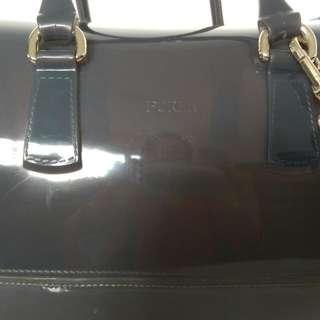 Replica Furla Grey Bag