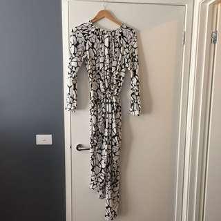 Sheike Maxi Dress (size 8)