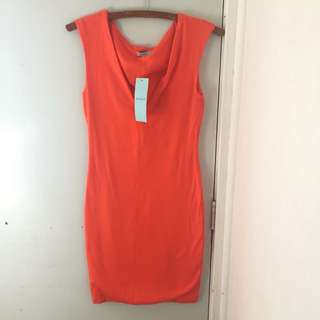 NEW** Kookai Dress - Orange