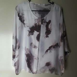 Size 4 Morrison Silk Shirt