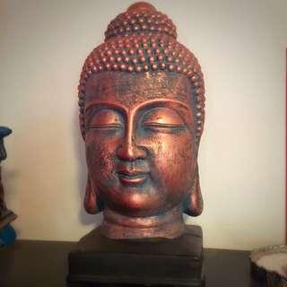 Big Buddha Head