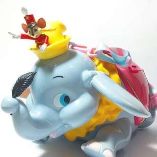 (保留)東京迪士尼小飛象爆米花桶