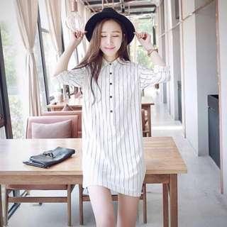 Instock Stripe Dress