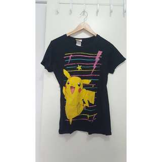Pokemon Anime Pikachu T-Shirt