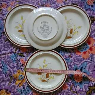 Japanese Festival Plate  Reduce Now 4 for $4