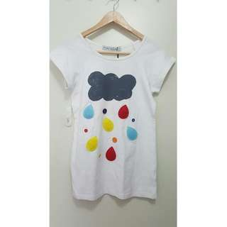 Brand New Fujinella Rain Cloud T-shirt