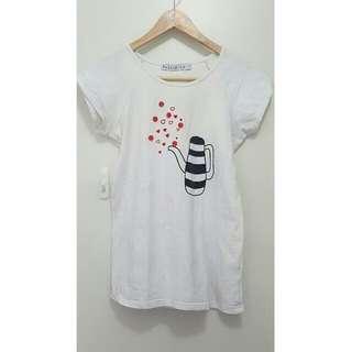 Cure Fujinella Tea Pot T-shirt
