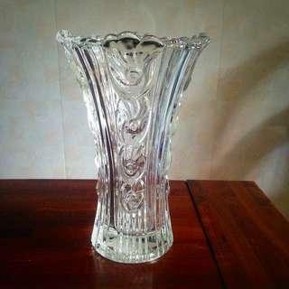 20cm Flower Vase (glass)