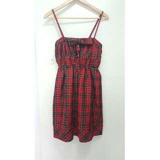 Beautiful Scottish Tartan Dress