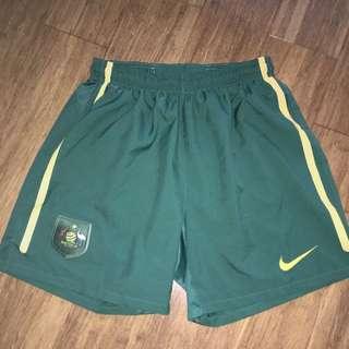 Nike Australia Football shorts
