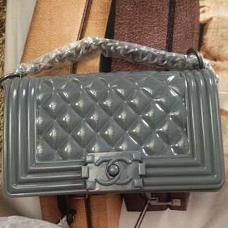 Toy Boy Chanel Jelly Bag
