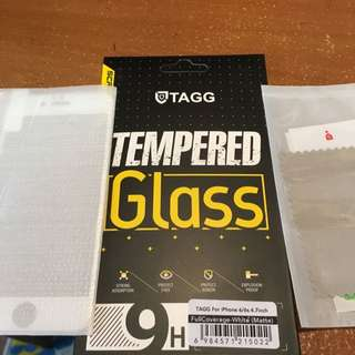 iPhone 6s Tempered Matte Glass Cover