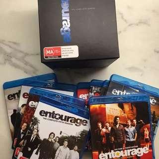 Entourage Blu Ray Complete Box Set