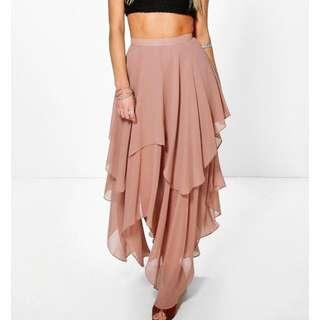 Flowy Chiffon Skirt